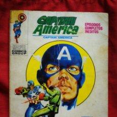 Cómics: CAPITAN AMERICA- EDICIONES VÉRTICE- N°23 (MARVEL, COMICS GROUP), 1°EDICION ESPECIAL, TACO. 1972.. Lote 243642600