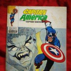 Cómics: CAPITAN AMERICA- EDICIONES VÉRTICE- N°32 (MARVEL, COMICS GROUP), 1°EDICION ESPECIAL, TACO. 1973.. Lote 243643755
