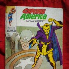 Cómics: CAPITAN AMERICA- EDICIONES VÉRTICE- N°33 (MARVEL, COMICS GROUP), 1°EDICION ESPECIAL, TACO. 1973.. Lote 243644230
