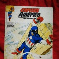 Cómics: CAPITAN AMERICA- EDICIONES VÉRTICE- N°34 (MARVEL, COMICS GROUP), 1°EDICION ESPECIAL, TACO. 1973.. Lote 243644780