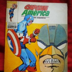 Cómics: CAPITAN AMERICA- EDICIONES VÉRTICE- N°35 (MARVEL, COMICS GROUP), 1°EDICION ESPECIAL, TACO. 1973.. Lote 243645480
