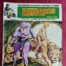 Cómics: EL HOMBRE ENMASCARADO. VOL. 1. Nº 18. EDICIONES VERTICE. Lote 243687260