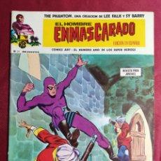 Cómics: EL HOMBRE ENMASCARADO. VOL. 1. Nº 29. EDICIONES VERTICE. Lote 243688735