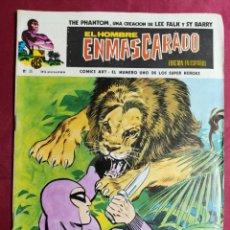 Cómics: EL HOMBRE ENMASCARADO. VOL. 1. Nº 30. EDICIONES VERTICE. Lote 243688960