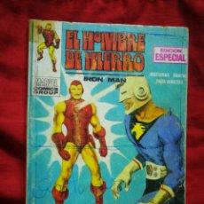 Cómics: EL HOMBRE DE HIERRO (IRON MAN)-EDICIONES VÉRTICE, N°2(MARVEL,COMICS GROUP) 1°ED. ESPECIAL, TACO.1969. Lote 243779325