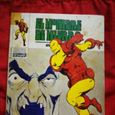 Cómics: EL HOMBRE DE HIERRO (IRON MAN)-EDICIONES VÉRTICE, N°29(MARVEL,COMICS GROUP)1°ED. ESPECIAL, TACO.1972. Lote 243797080