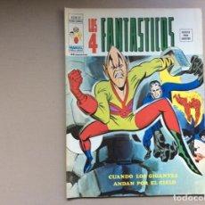 Cómics: LOS 4 FANTÁSTICOS VOLUMEN 2 NÚMERO 27. Lote 243800045