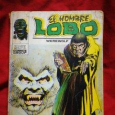 Cómics: EL HOMBRE LOBO (WEREWOLF)-EDICIONES VÉRTICE, N°3 (MARVEL,COMICS GROUP)1°ED. ESPECIAL, TACO.1973. Lote 243801350
