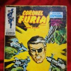 Cómics: CORONEL FURIA (NICK FURY)-EDICIONES VÉRTICE, N°14 (MARVEL,COMICS GROUP)1°ED. ESPECIAL, TACO.1972. Lote 243804420