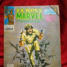 Cómics: HÉROES MARVEL (CAPITAN SAVAGE)-EDICIONES VÉRTICE, N°3 (MARVEL,COMICS GROUP)1°ED. ESPECIAL, TACO.1972. Lote 243805200