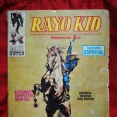 Cómics: RAYO KID- EDICIONES VÉRTICE, N°13 (MARVEL,COMICS GROUP)1°ED. ESPECIAL, TACO.1972. Lote 243806100