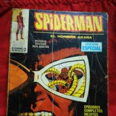 Cómics: SPIDERMAN, EL HOMBRE ARAÑA- EDICIONES VÉRTICE (COMICS GROUP), N°22- EDICION ESPECIAL, TACO.1971. Lote 243859880