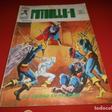 Cómics: PATRULLA - X V. 3 Nº 11 VERTICE. Lote 243879825