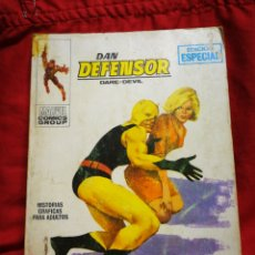 Cómics: DAN DEFENSOR (DARE-DEVIL)- EDICIONES VÉRTICE, N°2 (COMICS GROUP), TACO, 1969.DIFICIL!!!.. Lote 243884570