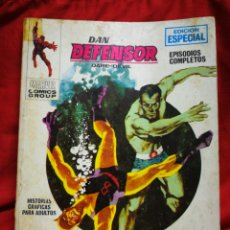 Cómics: DAN DEFENSOR (DARE-DEVIL)- EDICIONES VÉRTICE, N°4 (COMICS GROUP), TACO, 1969.. Lote 243885975