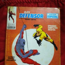 Cómics: DAN DEFENSOR (DARE-DEVIL)- EDICIONES VÉRTICE, N°7 (COMICS GROUP), TACO, 1970.. Lote 243887575