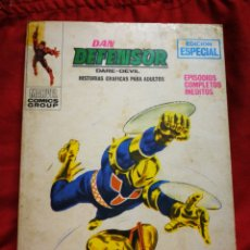 Cómics: DAN DEFENSOR (DARE-DEVIL)- EDICIONES VÉRTICE, N°10 (COMICS GROUP), TACO, 1970.. Lote 243889050