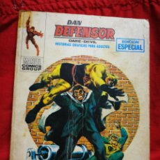 Cómics: DAN DEFENSOR (DARE-DEVIL)- EDICIONES VÉRTICE, N°12 (COMICS GROUP), TACO, 1970.. Lote 243889510