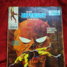 Cómics: DAN DEFENSOR (DARE-DEVIL)- EDICIONES VÉRTICE, N°14 (COMICS GROUP), TACO. 1970.. Lote 243893350