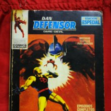 Cómics: DAN DEFENSOR (DARE-DEVIL)- EDICIONES VÉRTICE, N°16 (COMICS GROUP), TACO, 1971.. Lote 243894750