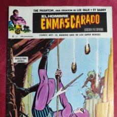 Cómics: EL HOMBRE ENMASCARADO. VOL. 1. Nº 33. EDICIONES VERTICE. Lote 243916225