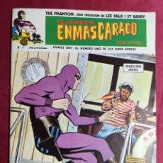Cómics: EL HOMBRE ENMASCARADO. VOL. 1. Nº 34. EDICIONES VERTICE. Lote 243916400