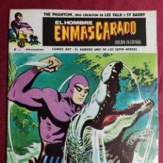 Cómics: EL HOMBRE ENMASCARADO. VOL. 1. Nº 35. EDICIONES VERTICE. Lote 243916580