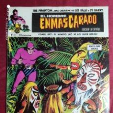 Cómics: EL HOMBRE ENMASCARADO. VOL. 1. Nº 36. EDICIONES VERTICE. Lote 243921245