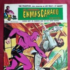 Cómics: EL HOMBRE ENMASCARADO. VOL. 1. Nº 37. EDICIONES VERTICE. Lote 243921830
