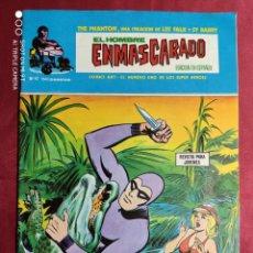 Cómics: EL HOMBRE ENMASCARADO. VOL. 1. Nº 47. EDICIONES VERTICE. Lote 243926620