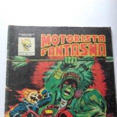Cómics: MOTORISTA FANTASMA. NUMERO 1. MARVEL / VERTICE / MUNDICOMICS. 1981.. Lote 243993410