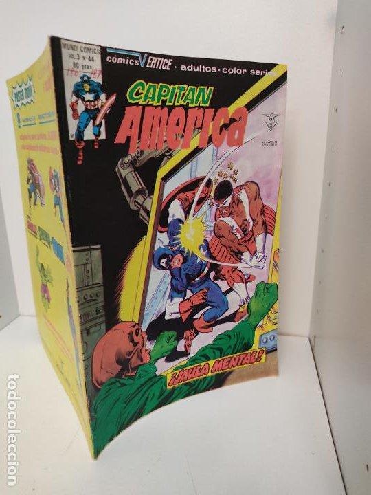 Cómics: Capitan America Vertice Volumen 3 Numero 44 - Foto 4 - 243996520
