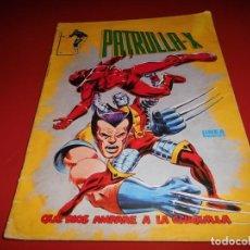 Cómics: PATRULLA - X Nº 2 - LINEA 83 - SURCO. Lote 244003590