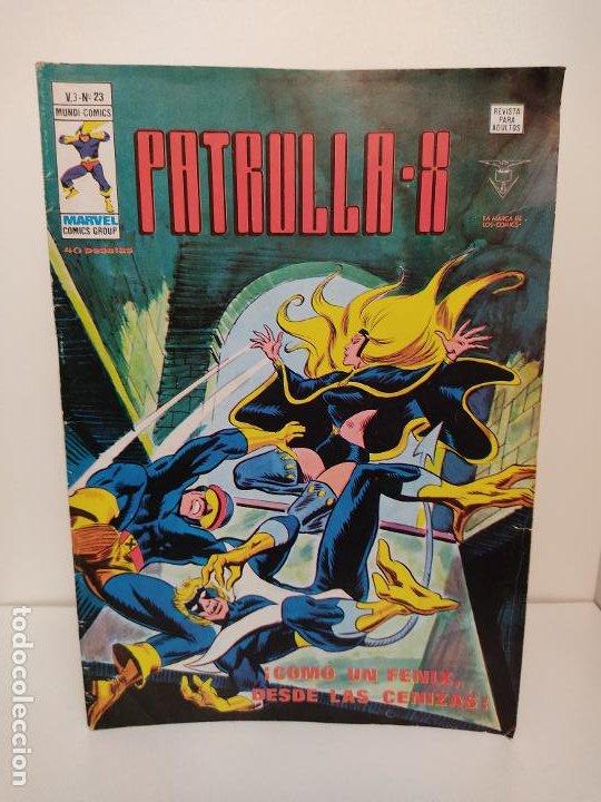 PATRULLA X VERTICE VOLUMEN 3 NUMERO 23 (Tebeos y Comics - Vértice - Patrulla X)