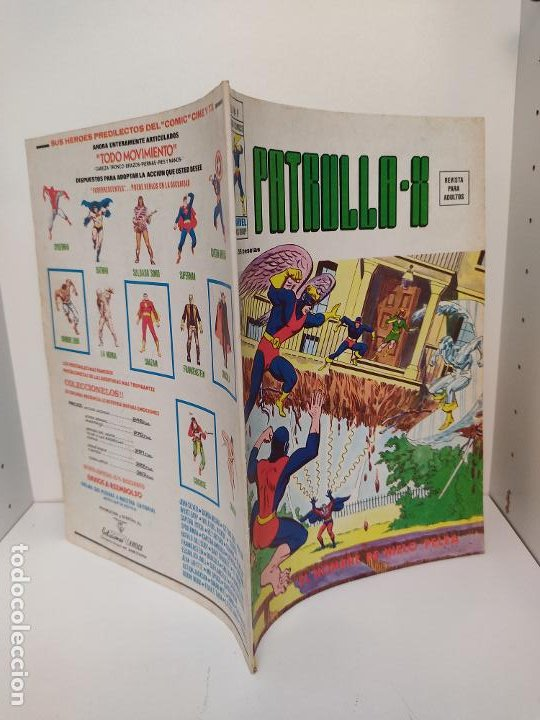 Cómics: PATRULLA X Vertice Volumen 3 Numero 9 - Foto 2 - 244178715