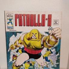 Cómics: PATRULLA X VERTICE VOLUMEN 3 NUMERO 6. Lote 244180370