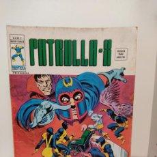 Cómics: PATRULLA X VERTICE VOLUMEN 3 NUMERO 2. Lote 244180620