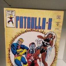 Cómics: PATRULLA X VERTICE VOLUMEN 3 NUMERO 34. Lote 244189090