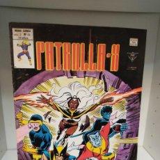 Cómics: PATRULLA X VERTICE VOLUMEN 3 NUMERO 35. Lote 244189285