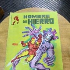 Cómics: EL HOMBRE DE HIERRO N° 1 (SURCO). Lote 244538215