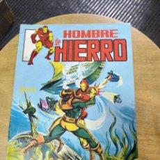 Cómics: EL HOMBRE DE HIERRO N° 7 (SURCO). Lote 244538565