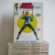 Comics: CORONEL FURIA VERTICE TACO ¡¡¡BUEN ESTADO!!! RESERVADA S******4. Lote 244540700