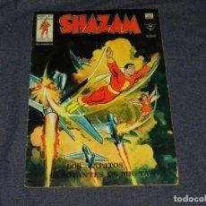 Cómics: (M14) SHAZAM N.7 V.1 EDC VERTICE, SEÑALES DE USO. Lote 244549840