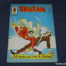 Cómics: (M14) SHAZAM V.1 N.8 EDC VERTICE, SEÑALES DE USO. Lote 244549965