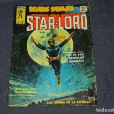 Cómics: (M14) RELATOS SALVAJES STAR-LORD V.1 N.34 EDC VERTICE, SEÑALES DE USO. Lote 244550105