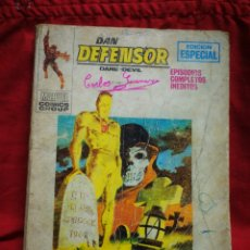 Cómics: DAN DEFENSOR (DARE-DEVIL)- EDICIONES VÉRTICE, N°22- CÓMICS GROUP, ED. ESPECIAL, TACO. 1971. Lote 244581310