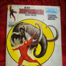 Cómics: DAN DEFENSOR (DARE-DEVIL)- EDICIONES VÉRTICE, N°27- CÓMICS GROUP, ED. ESPECIAL, TACO. 1971. Lote 244583370