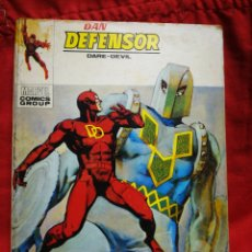 Cómics: DAN DEFENSOR (DARE-DEVIL)- EDICIONES VÉRTICE, N°37- CÓMICS GROUP, ED. ESPECIAL, TACO. 1972. Lote 244585155