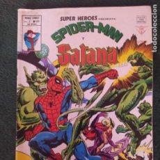 Comics: SUPER HEROES VOL 2 N. VERTICE. Lote 244589650