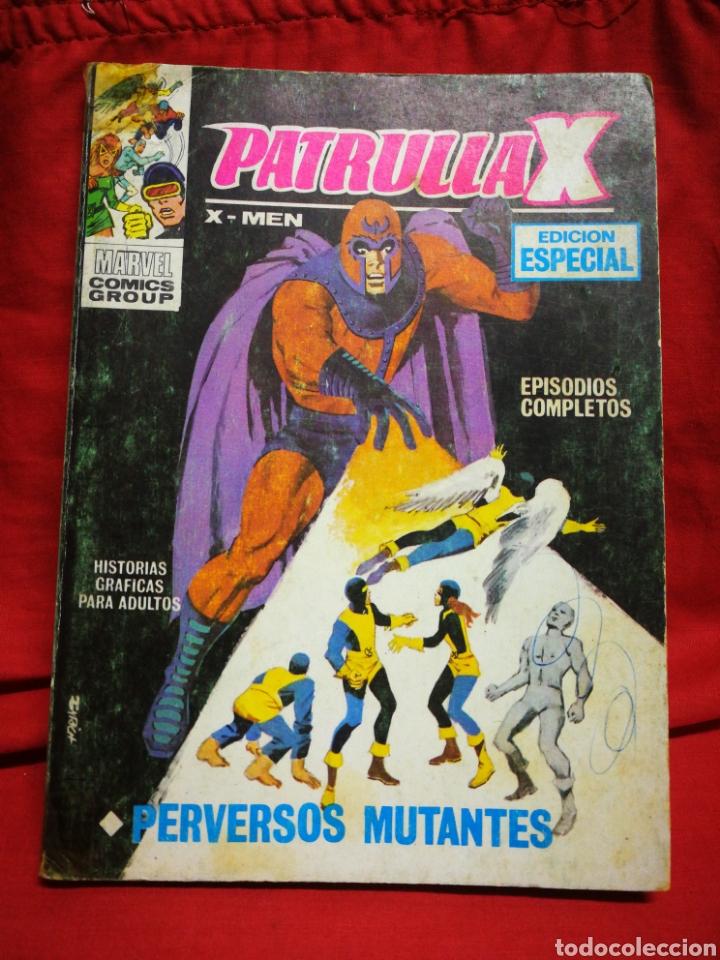 PATRULLA X (X-MEN)- EDICIONES VÉRTICE, N°2- CÓMICS GROUP, EDICIÓN ESPECIAL, TACO. 1969 (Tebeos y Comics - Vértice - Patrulla X)